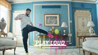 Play Loud Antoine Griezmann and Olivier Giroud #CHOOSETRICKS