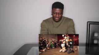 Take You Down | Chris Brown | Willdabeast & Janelle Ginestra Choreography| A-Dollar Reaction
