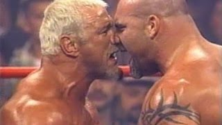 vuclip Scott Steiner vs. Bill Goldberg TRIBUTE - Unstoppable Force vs. Immovable Object