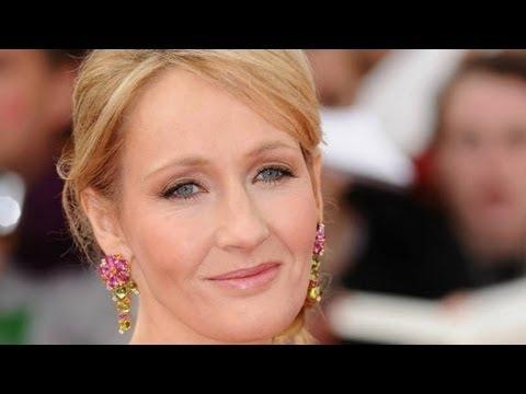 J.K. Rowling praises joys of pseudonym
