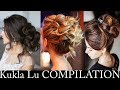Superb hairstyles for any party | Gorgeous hairstyles tutorials | Kukla Lu compilation
