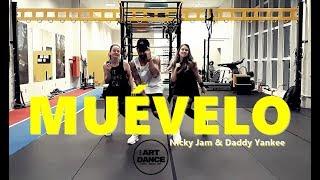 MUÉVELO - Nicky Jam & Daddy Yankee - Zumba® l Choreography l Cia Art Dance.mp3