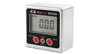 Обзор Электронный уровень, угломер, уклономер ADA Pro-Digit MICRO