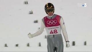 JO 2018 : La médaille d'or du saut à ski petit tremplin pour Andreas Wellinger !