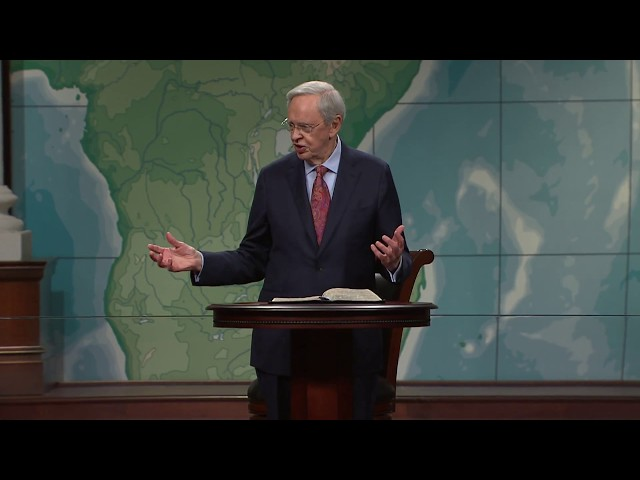 Your Convictions About Heaven – Dr. Charles Stanley