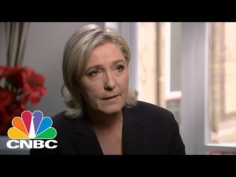 France's Marine Le Pen: Donald Trump Win Shows Power Slipping From 'Elites' (Full Interview) | CNBC