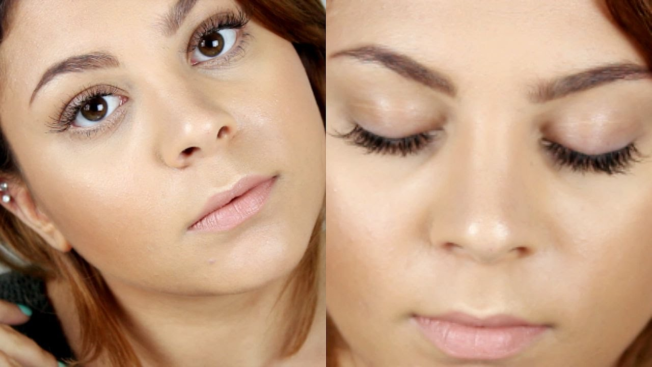 How To Eyelash Extensions At Home Youtube