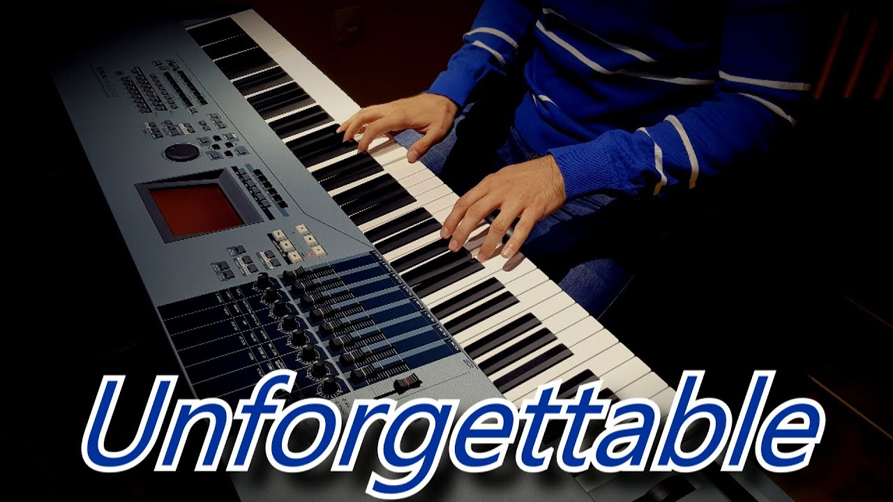 Unforgettable - piano