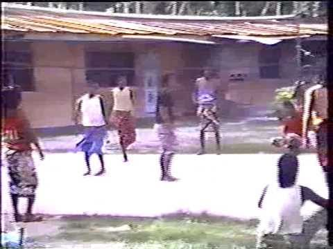 1990 Voyage of ULLA part 22: to Kapingamarangi
