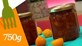 Recette De Confiture De Kumquats - 750 Grammes