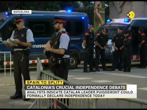 Spain to Split? Catalonia's crucial independence debate