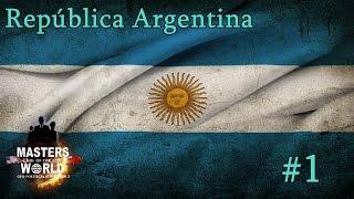 """Masters of the World   Argentina   Episodio #1: """"Esto no será fácil"""""""