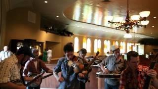 "Old Crow Medicine Show - ""Carry Me Back To Virginia"" LIVE inside the Ryman Auditorium"