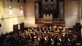 ELGAR | Enigma Variations, Op.36 - Australian Youth Orchestra, National Music Camp 2013
