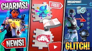 Free YouTube Rewards, S10 arma Charms, Bundle VBucks Glitch, tempestade vazada sniper! -Notícias Fortnite