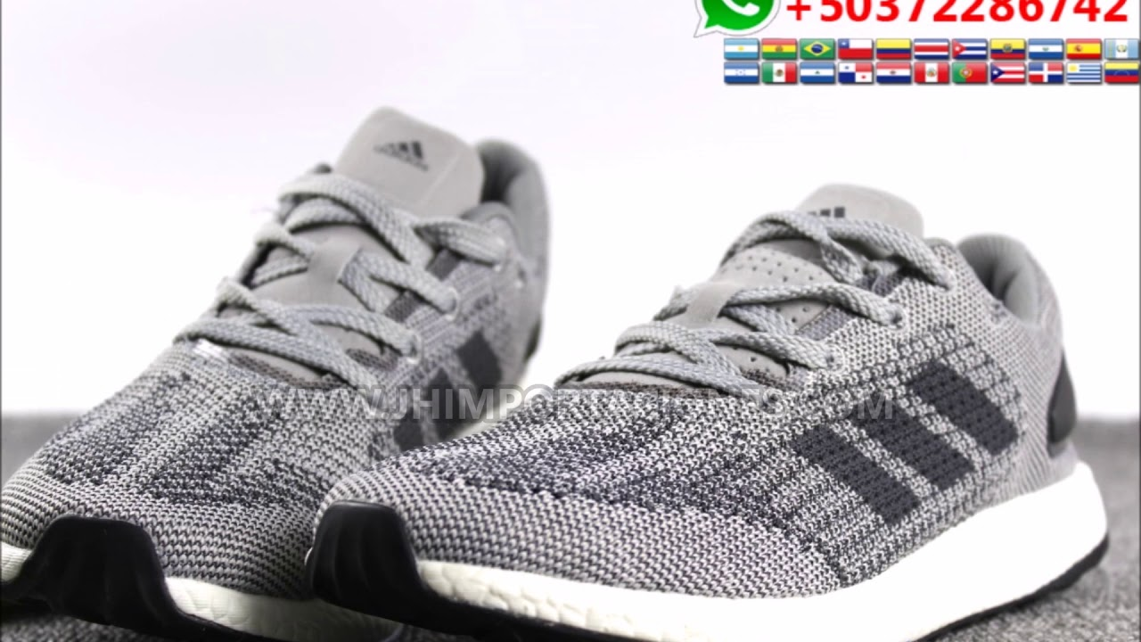 reputable site ebc74 ee0a8 Adidas Pure boost primeknit 2.0 2017 Alta Calidad 1 1 Made in China