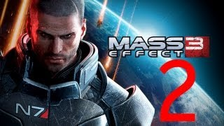 Mass Effect 3 Walkthrough - Part 2 no commentary 1080p Max Settings 16XAA