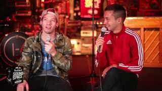 Twenty One Pilots Lightning Round in the Red Bull Sound Space at KROQ