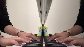 新水曜ドラマ「偽装不倫」の主題歌、milet(ミレイ)さんの「us」を弾いて...