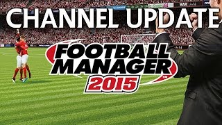 Thanks For 1,000 Subs! - New Job - Christmas Giveaway - Computer | Football Manager 2015