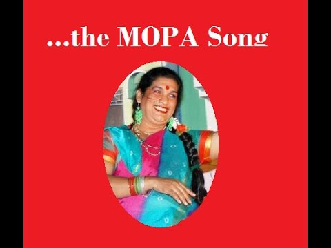 the MOPA Song by Sharon Mazarello and Wilmix