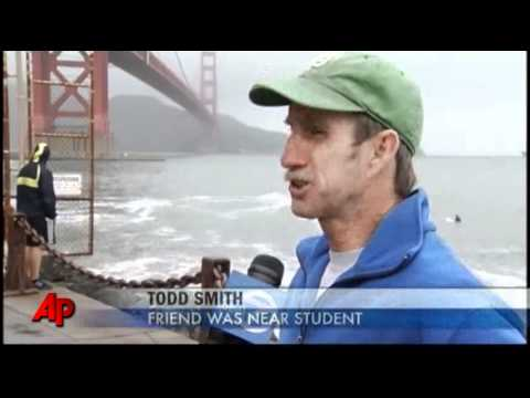 Teen Plunges Off Golden Gate Bridge, Lives