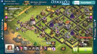 Mi aldea troll en accion - Mundo Clash of Clans