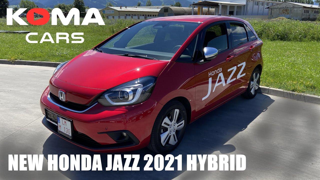 novinka honda jazz 2021 executive (1,5 i-mmd hybrid e-cvt