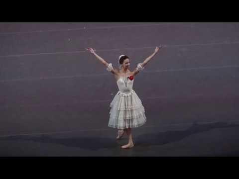 Laurencia Variation - Ekaterina Krysanova