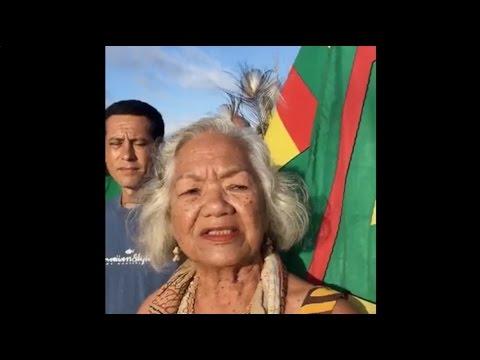 A'ole DOI from The White House to Moku o Kauai to Moku o Keawe, Waimea on 9/23/16
