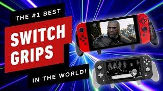 The Best Nintendo Switch Grip Just Got Better