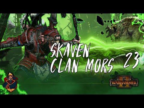 [23] 3,000 SKAVENSLAVES VS DINO PACK! - Total War: Warhammer 2 (Skaven) Campaign Walkthrough
