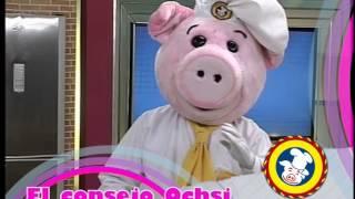 COCINERITOS TV - PECHUGA DE POLLO RELLENA DE JAMÓN, QUESO Y KNACKER