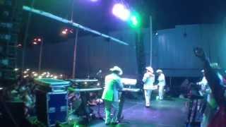 TRONO DE MEXICO TIERRA CALI Y EXTERMIDADOR 2013 Little Rock Arkansas