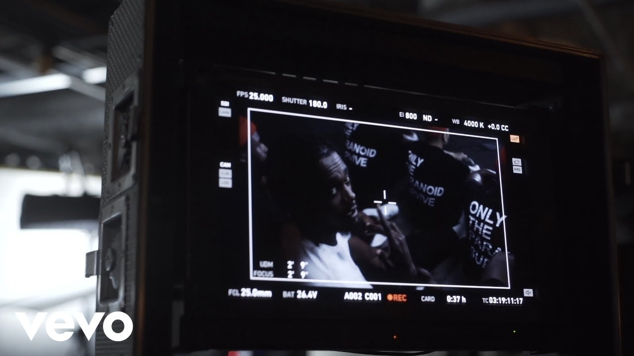 DC Takes Us Behind The Scene For Tears, Sweat, Blood [VIDEO]