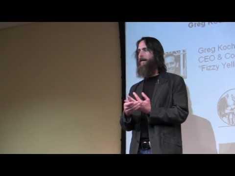 Artisanal Entrepreneurialism / Greg Koch of Stone Brewing Company