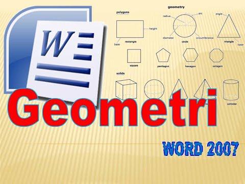 cara-menggambar-bentuk-geometri-di-ms-word