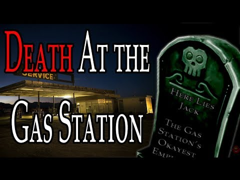"""Death at the Gas Station"" 