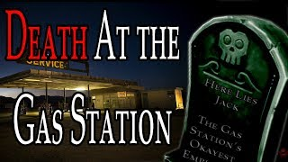 """""""Death at the Gas Station""""   CreepyPasta Storytime"""