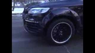 тест драйв Audi Q7 (2014)(место проживания и Комментарии тут http://zenkevich.ru/ правообладатель http://www.utro-russia.ru/ производство ООО