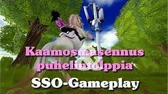 Kaamosmasennus ja puhelintolppia - SSO Gameplay [only in Finnish]