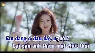 Em Ơi Em Đâu Rồi - Chu Bin [ Karaoke ]
