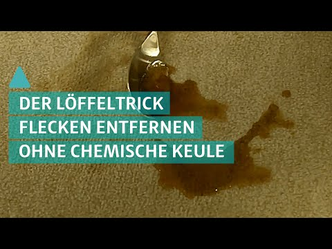 diy tipp flecken vom teppich oder der couch ohne chemie entfernen youtube. Black Bedroom Furniture Sets. Home Design Ideas
