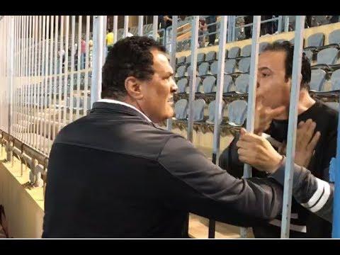 المصري اليوم:الجماهير تنهار أمام مدرب الزمالك بعد التعادل مع المقاولون: «اللاعيبة دي متلعبش تاني»