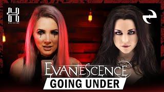 Evanescence - Going Under - Halocene Cover