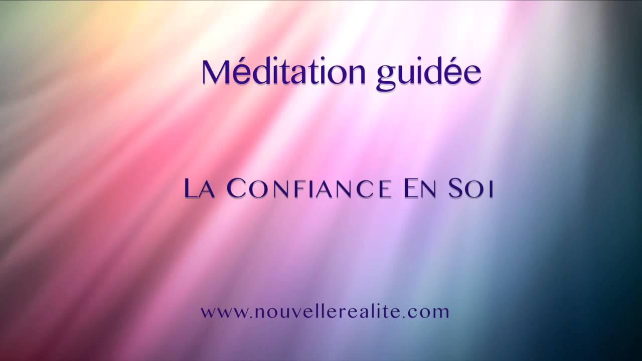 relaxation guidee confiance en soi