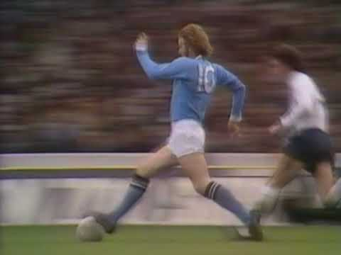 Top 12 Manchester City Goals of the Seventies