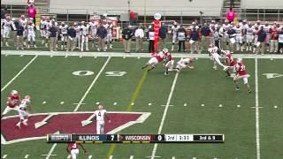 James White 62 Yard Touchdown Video