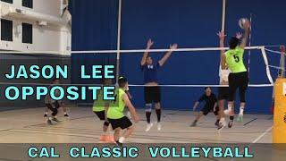 Jason Lee Volleyball Highlights - Cal Classic Tournament (11/10/18)