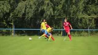 KMK Zubr Přerov  vs. FK Šumperk B 2:0